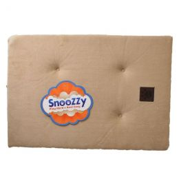 Precision Pet SnooZZy Baby Terry Pet Bed - Tan