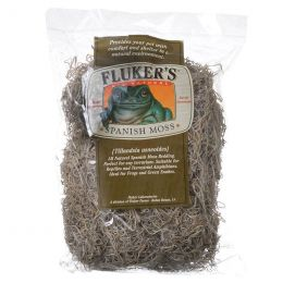 Flukers All Natural Spanish Moss Bedding