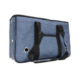 Pet Outdoor Travel Tote Bag for Dog or Cat [B]