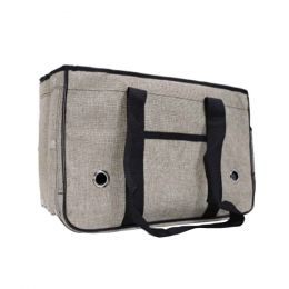 Pet Outdoor Travel Tote Bag for Dog or Cat [D]
