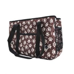 Pet Outdoor Travel Tote Bag for Dog or Cat [E]