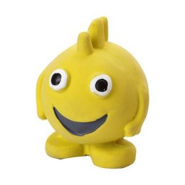 Creative Pet Chew Toy Dog/ Puppy Sound Molar Toys-Yellow Alien
