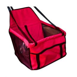 Pet Car Seat Cover Safety Seats for Pets Dog Car Mat-Red