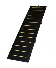 Tri-Fold Pet Ramp Reflective, Extra Wide