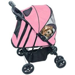 Happy Trails Stroller with Weather Cover